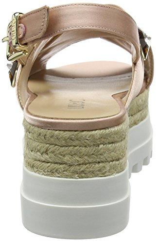 low cost cheap online great deals online Liu Jo Women's Crisscross Pavone Platform Sandals Pink (Cameo Rose 41310) cheap real 6hShBuE4WS