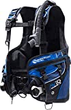 Sherwood Scuba Avid BCD, Jacket Style, Accessory Ready for Flashlight, Knife, and Console Retractor