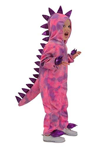 Dinosaur Costume For Girls (Tilly the Tyrannosaurus Rex Girls Dinosaur - S (6))