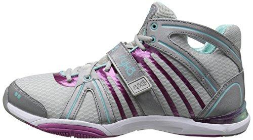 Sky Cool Ryka Grey Chaussures Pour Acier Mist trainer Gris Givre Aqua Dahlia Tenacity Femme Cross Mauve wq6FYqgx