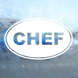 chef car decals - 3