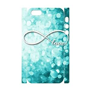 infinity love DIY 3D Hard Case for iPhone ipod touch4 LMc-01497 at LaiMc