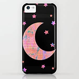Society6 - Tribal Moon iPhone & iPod Case by Schatzi Brown