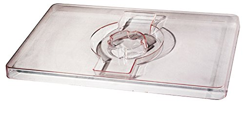 Winholt 148COV Ingredient Bin Covers, Clear Plastic ()
