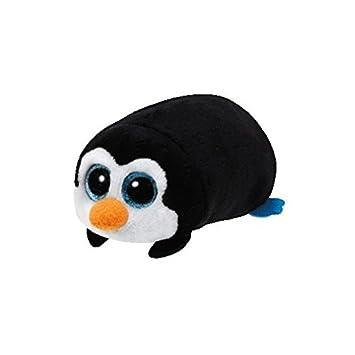 TY Beanie Baby – TY42141 Teeny Tys – Pocket, 1 pingüino de peluche