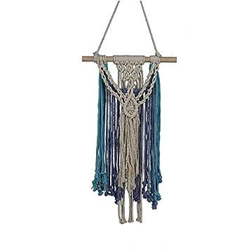 Nordic Style Schlafzimmer Deko Makramee Vorhang Wandbehang Dekoration  35*77cm/13.78*30.31in