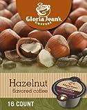 Gloria Jean's Hazelnut Coffee for Keurig Vue 2 pack of 16 count net wt 5.4 oz (153g)