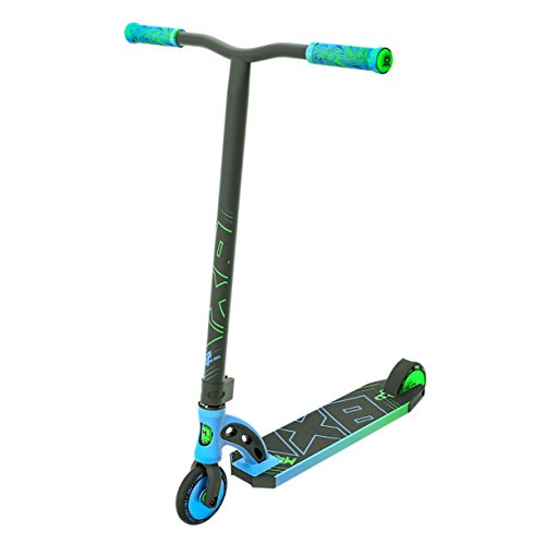 Madd Gear MGP VX8 Freestyle Pro Scooter – Blue/Lime