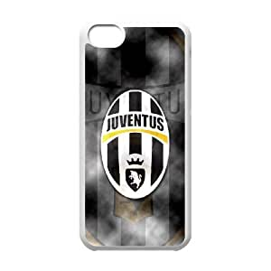 iPhone 5c Cell Phone Case White Juventus Football Fosw