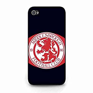 Classsic Wood Middlesbrough Football Club Phone Funda,Middlesbrough Football Club Logo Phone Funda For IPhone 5C,IPhone 5C Funda