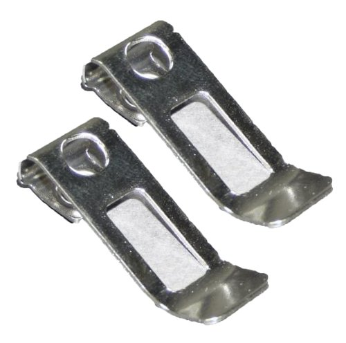 Porter Cable PCL120DDC-2 / PCL120IDC-2 Driver (2 Pack) Replacement Belt Clip # 90557689-2pk