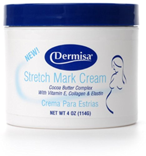 Dermisa Stretch Mark Cream 4 oz (Pack of 2)