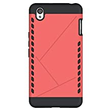 OnePlus X Case, Cruzerlite Spartan Dual Protection Cases Compatible with OnePlus X - Pink