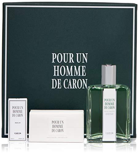 CARON PARIS Pour Un Homme De Caron Gift Set for Men