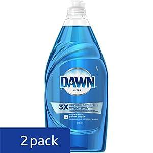 Dawn Dish Soap, Ultra Dishwashing Liquid, Original Scent, Blue, 21.6 Fl Oz (Pack of 2 )