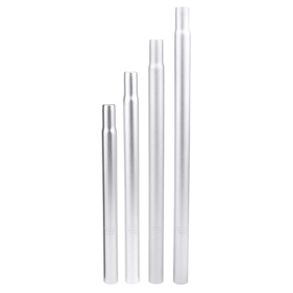 P Prettyia Remplacement Tige de Selle de V/élo Universel Kit Fait en Aluminium