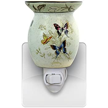 Amazon.com: Pluggable Fragrance Warmer - Butterfly Wax