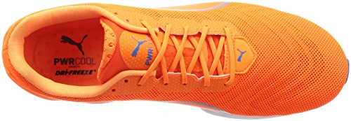 Puma Herren Ignite 3 Pwrcool Laufschuhe Orange (orange clown fish-french blue 01)