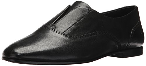 FRYE Damen Terri Slip On Loafer Flat Schwarz