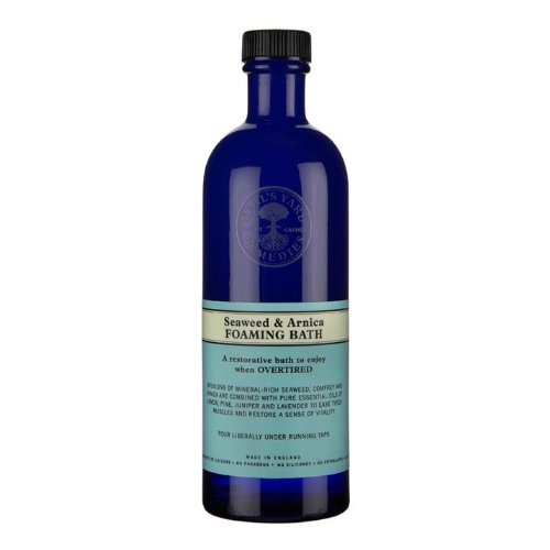 Neals Yard Remedies Seaweed & Arnica Foaming Bath 200ml Neal's Yard