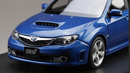 Amazon.com: Hobby Japan (HobbyJAPAN) MARK43 1/43 Subaru Impreza WRX STI (GRB) WR Blue Mica finished product: Toys & Games