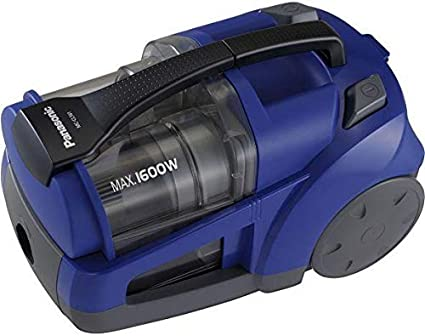 Panasonic MC-CL561 Mega Cyclone Bagless Vacuum Cleaner- 1600 W, Blue