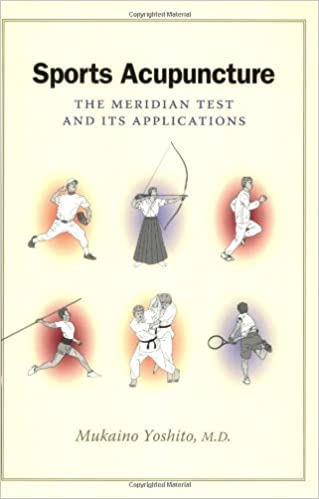 Book's Cover of Sports Acupuncture: The Meridian Test and Its Applications (Anglais) Broché – 1 novembre 2008