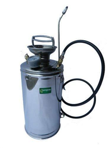 Liquid Sprayer (Stainless Steel Hand-Pumped Sprayer (1.5-Gallon))