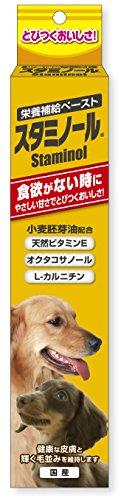 アース・バイオケミカル スタミノール 犬用 100g