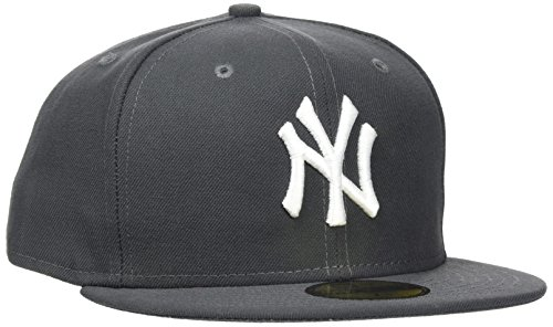 Yankees de Gorra Mlb Fitted New White 59fifty Era Black Ny b Basic zURxwIvq
