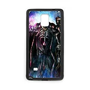 Overlord Samsung Galaxy Note 4 Cell Phone Case Black Customized Gift pxr006_5281803