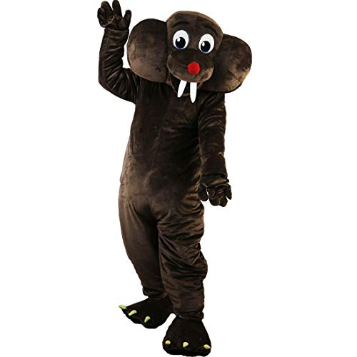 r Mole Bear Cartoon Mascot Costume Real Picture 15-20days delivery Brand ()