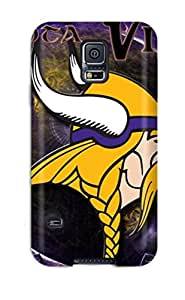 Best minnesota vikings NFL Sports & Colleges newest Samsung Galaxy S5 cases 1426760K386525306