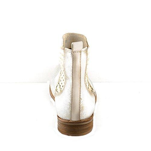Femme Felmini cuir Multicolore en Multicolore souple Véritable Chaussures A131 Bottines Alfa amour Tomber Classiques avec rpwgrH5vq