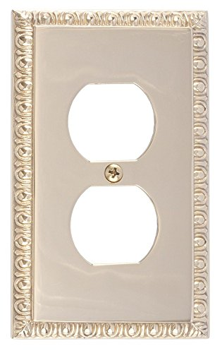 BRASS Accents M05-S7510-605 Egg & Dart Collection 4.9375