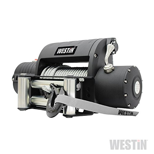 Westin Automotive Products 47-2203 Black Off-Road 12.0 Waterproof Winch