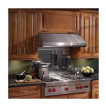 Broan Elite E6448TSS Under-Cabinet Canopy Range Hood with Internal Blower Variable Speed Control and  sc 1 st  Amazon.com & Amazon.com: Broan Elite E6448TSS Under-Cabinet Canopy Range Hood ...