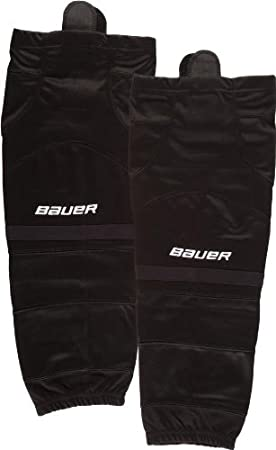 Bauer Premium Ice Hockey Socks Senior Size Black Small Hockey