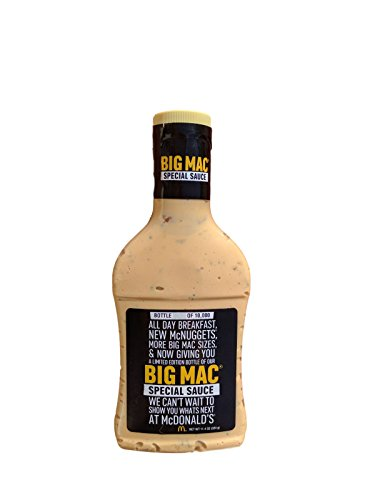Big Mac Sauce - 2016 Limited Edition