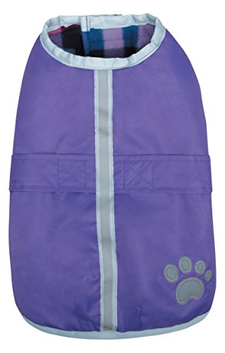 Zack & Zoey Nor'Easter Blanket Coat, X-Large, Purple