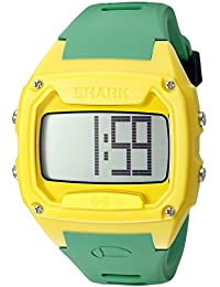 Womens 10025778 Dash Digital Display Japanese Quartz Green Watch