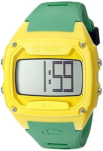 Freestyle Women's 10025778 Dash Digital Display Japanese Quartz Green Watch (Freestyle Shark Green Watch)