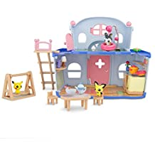 Pokémon Petite Pals House Party Playset