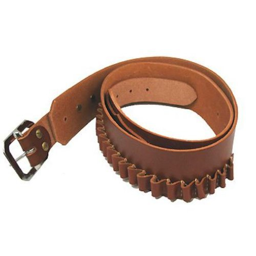 Hunter Company Adjustable Cartridge Belt Antique, .45 - Hunter Belt Cartridge