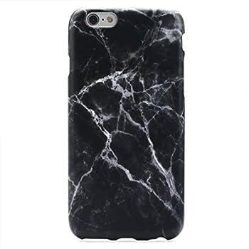 iphone 6 plus marble case black