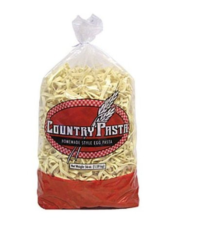 Country Pasta Homemade Style Egg Pasta - 64 oz bag