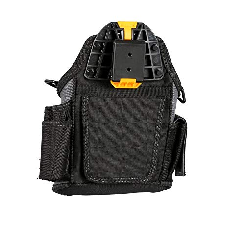 6368a4ab5b ToughBuilt - Journeyman Electrician ClipTechPouch + Hub with Shoulder Strap  (21 Pockets Loops)