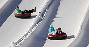 Commercial Inflatable Heavy Duty Cover Snow Tube Sled