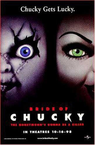 Bride of Chucky [Reino Unido] [DVD]: Amazon.es: Jennifer Tilly, Brad Dourif, Jennifer Tilly, Brad Dourif: Cine y Series TV