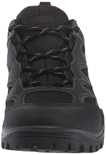 Plast Xpedition Ecco Black53859 Sort Kvinde sort Iii Damer Ydre Sneakers fqpnxOn1Y